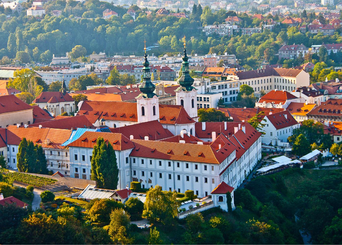 チェコとトルコの旅